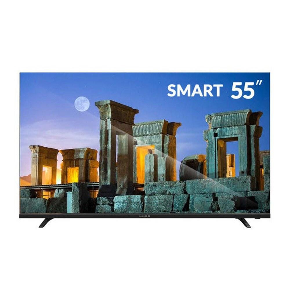تلویزیون ال ای دی هوشمند دوو مدل DSL-55K5400U سایز 55 اینچ