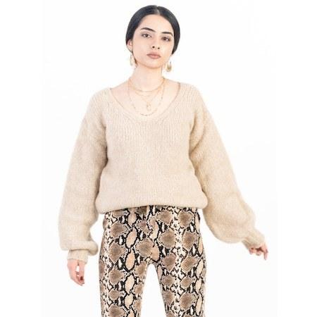 خرید مستقیم پلیور زنانه برند jahr-marc از ترکیه