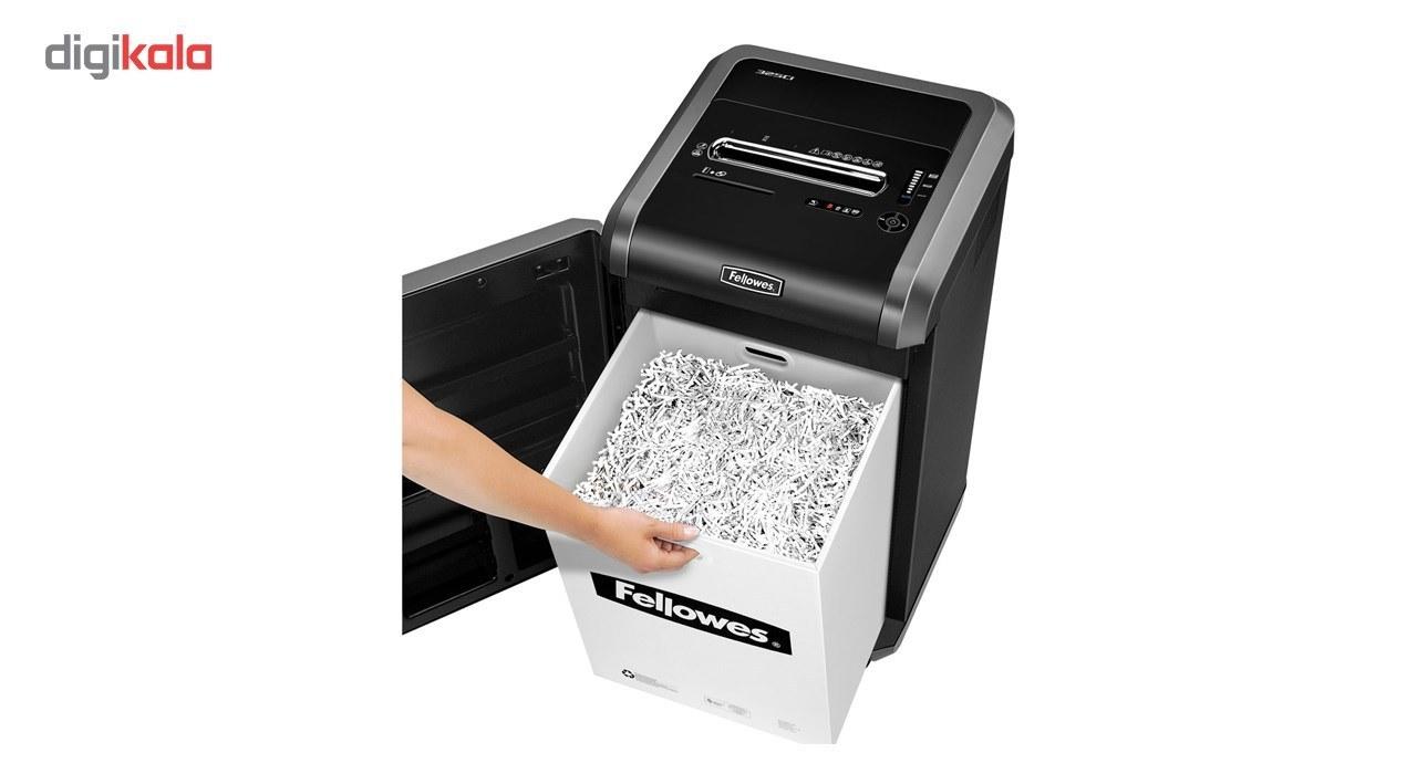 img کاغذ خردکن فلوز مدل 325 سی آی کاغذ خردکن فلوز 325Ci Jam Proof Cross-Cut Shredder