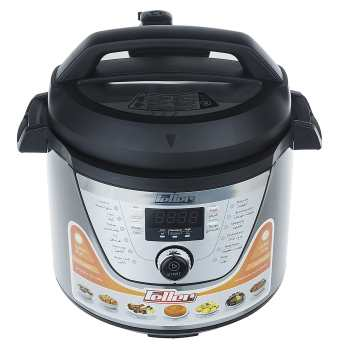 زودپز برقی فلر مدل PC166 | Feller PC166 Electric Pressure Cooker