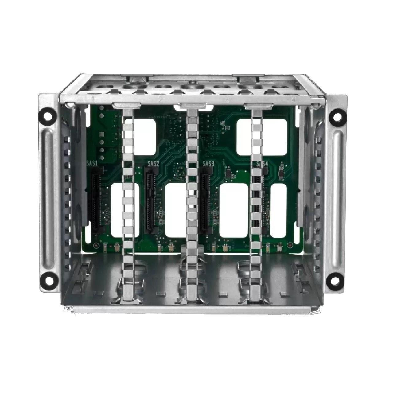 تصویر کیج هارد سرور اچ پی HPE DL580 Gen10 8SFF HDD Bay Kit