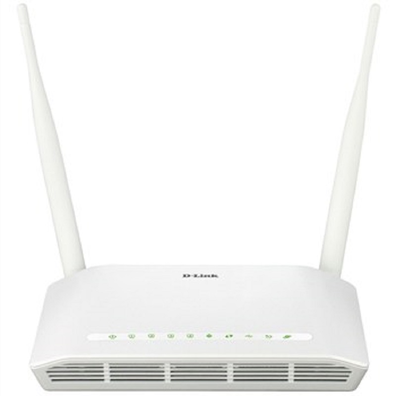 مودم روتر بی‌سیم دی-لینک سری +ADSL۲ مدل DSL-۲۷۵۰U New | D-Link DSL-2750U New N300 ADSL2+ Wireless Modem Router