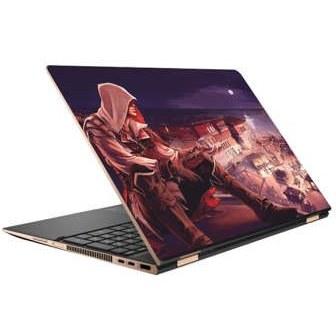 استیکر لپ تاپ طرح Assassin's Creed کد 12 مناسب برای لپ تاپ 15.6 اینچ |