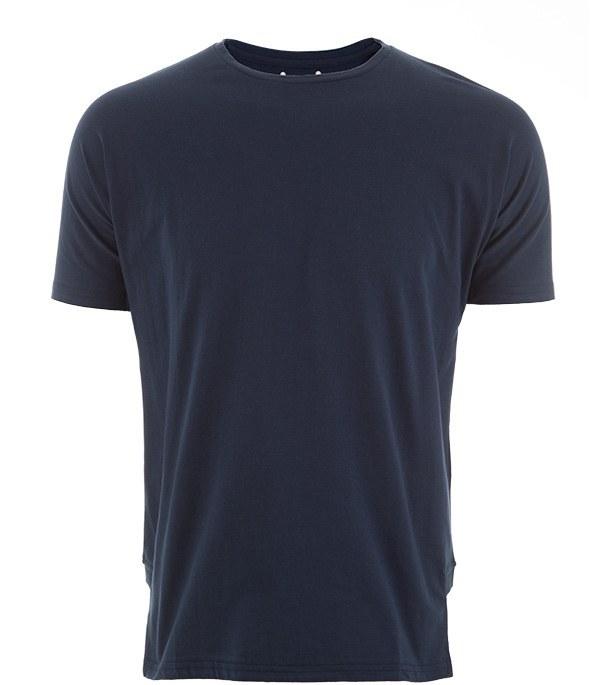 تی شرت پشت بلند مردانه جوتی جینز
