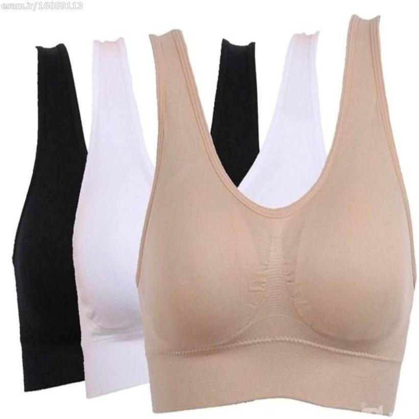 راحت، خنک، سبک، مناسب برای ورزش | لباس زیر ایربرا زنانه (جین سه عددی)