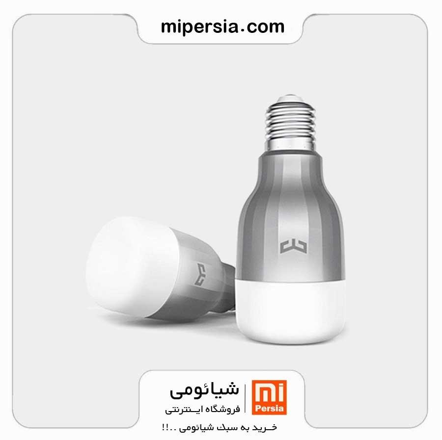 لامپ هوشمند ال ای دی ۹ وات شیائومی مدل Yeelight | Xiaomi YLDP02YL Yeelight 9W Smart LED Bulb