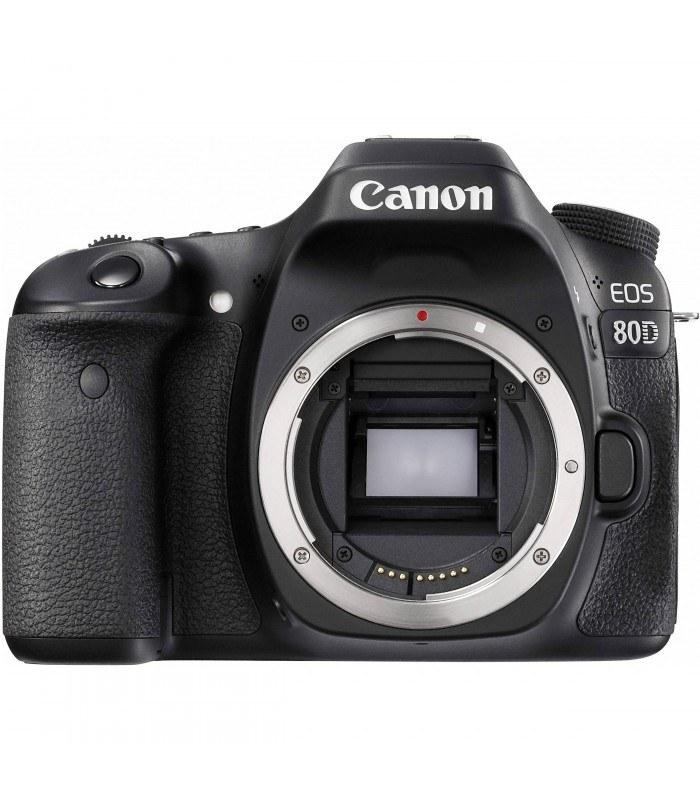 تصویر Digital Camera Canon EOS 80D Body دوربین دیجیتال کانن مدل EOS 80D Body