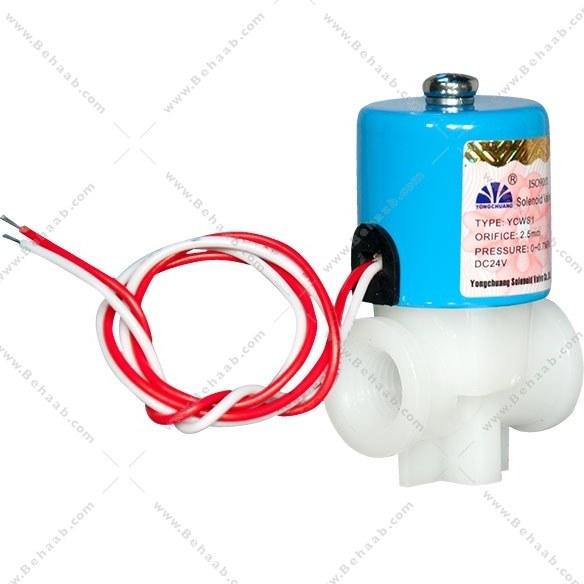 تصویر شیر برقی خانگی اورجینال Solenoid valve