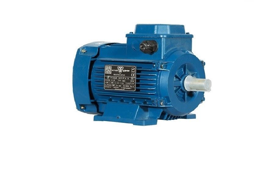 تصویر الکترو موتور موتوژن 3000دور 2/2کیلووات Motogen electro motor 2/2kw 3000RPM