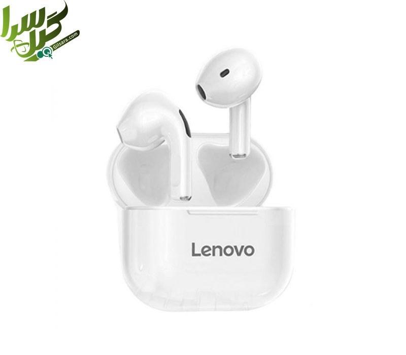 تصویر هندزفری بلوتوث لنوو LP40 Semi-in-Ear Lenovo LivePods LP40 TWS BT 5.0