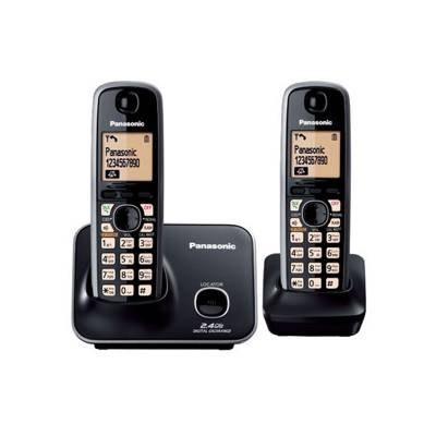 تصویر تلفن بی سیم پاناسونیک مدل KX-TG3712 ا KX-TG3712 KX-TG3712