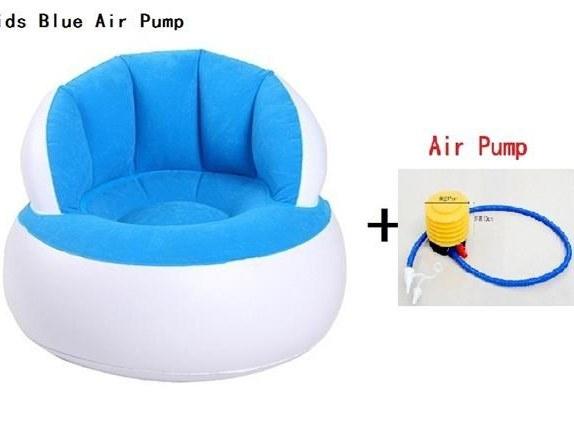 مبل بادی و راحتی کودک با پمپ آبی جیلانگ  