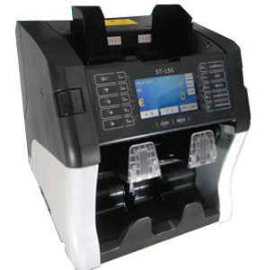 main images ارز شمار چند منظوره سی تک مدل ST-150 Seetech Banknote Counter Machine ST-150