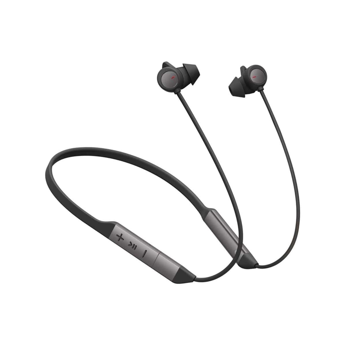 تصویر هدفون بی سیم هوآوی مدل FreeLace Pro مشکی Huawei FreeLace Pro Headphones