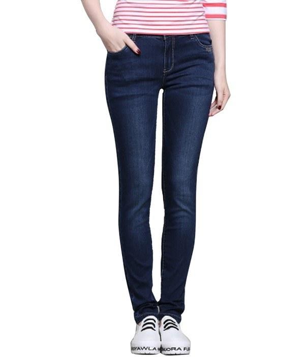 شلوار زنانه جین جذب جین وست Jeanswest