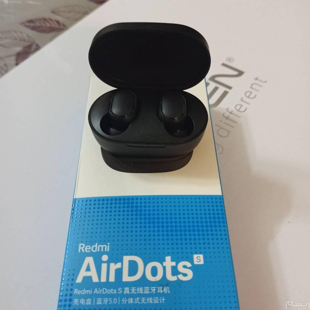 تصویر هدفون بلوتوث Redmi AirDots شیائومی  Xiaomi for Redmi Airdots Wireless