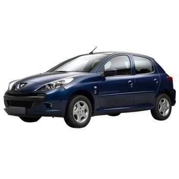 خودرو پژو 207 دنده ای سال 1397 | Peugeot 207i 1397 MT