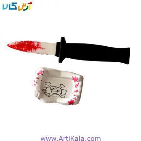 لوازم شعبده بازی مدل چاقو شوخی کوچک