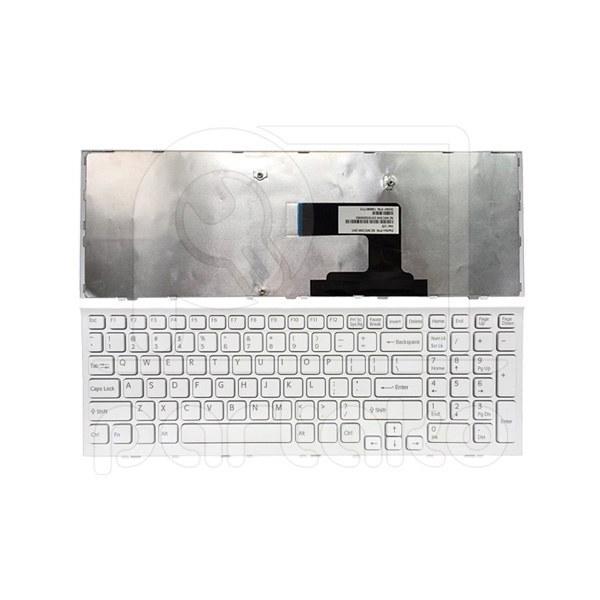 کیبورد لپ تاپ سونی Laptop Keyboard Sony Vaio VPC-EL