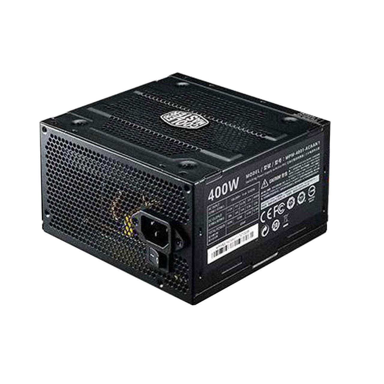 تصویر پاور کولر مستر PSU Elite V3 230V 400W A/EU Power Cooler Master Elite PSU Elite V3 230V 400W A/EU