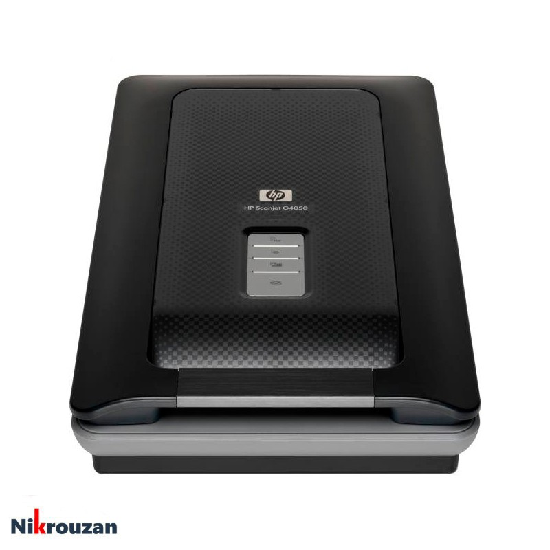 تصویر اسکنر اچ پی مدل HP ScanJet G4050