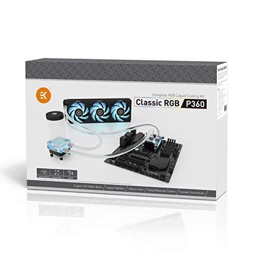 تصویر کیت خنک کننده آب EKWB EK-KIT Classic RGB P360