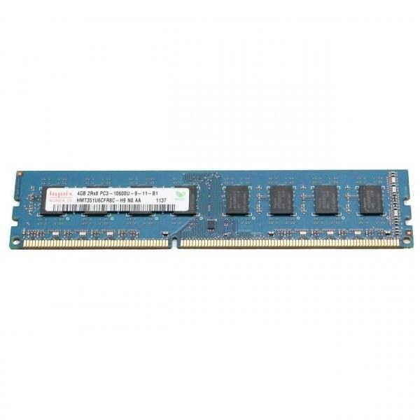 رم کامپیوتر هاینیکس مدل DDR3 1333MHz 240Pin DIMM 10600 ظرفیت 4 گیگابایت