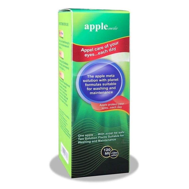 محلول لنز اپل متا Apple Meta Fresh Lens Comfort