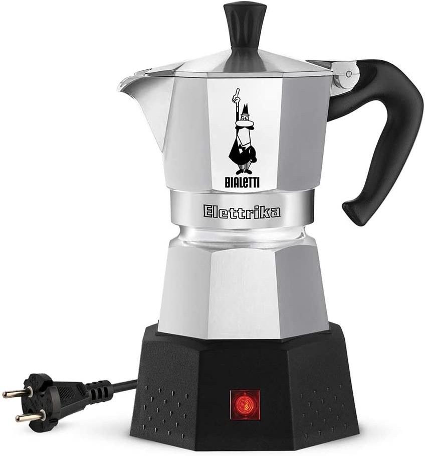 تصویر قهوه ساز بیالتی مدل موکا الکتریک Moka Electric