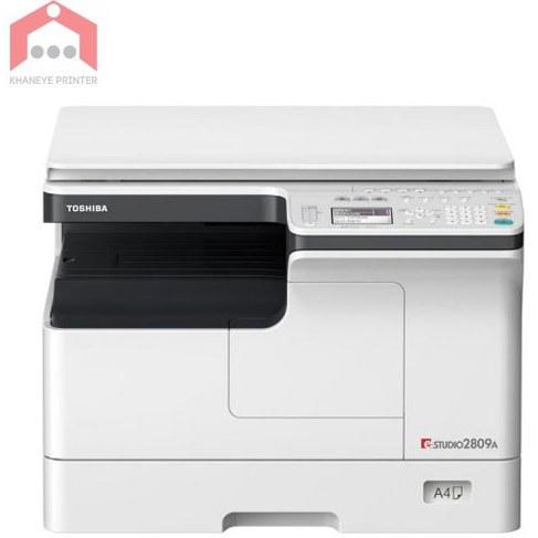 تصویر دستگاه کپی چند کاره توشیبا مدل e-STUDIO2809A ا Toshiba e-Studio 2809A Multifunction Photocopier Toshiba e-Studio 2809A Multifunction Photocopier