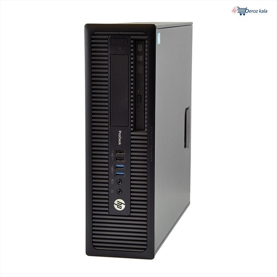 تصویر مینی کیس HP Elitedesk 600 G1 پردازنده i5 HP ProDesk 600 G1