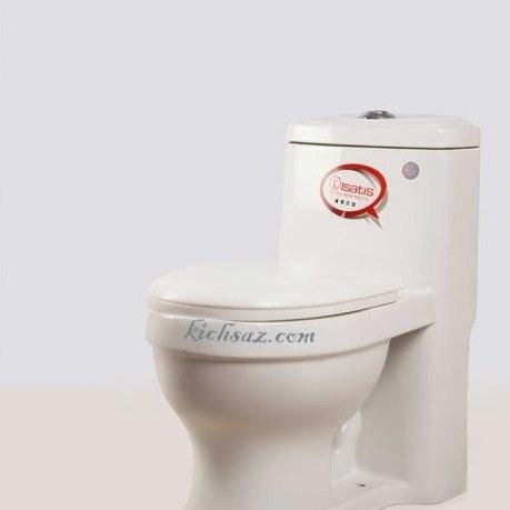 توالت فرنگی کالادیوم ایساتیس |