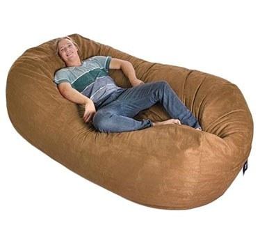 مبل شنی تخت خواب شو پارچه ای