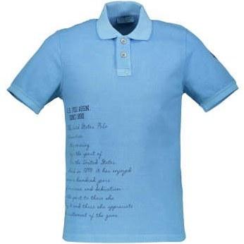 پولو شرت مردانه یو اس پولو مدل 081112  