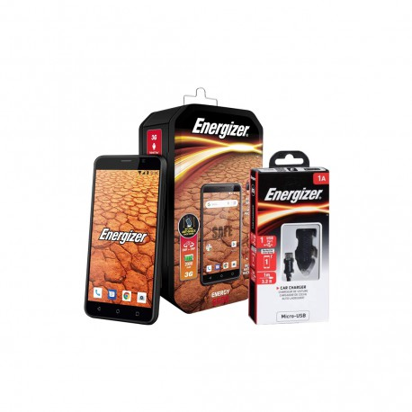 main images موبایل انرجایزر مدل Energy E500S - همراه با شارژر فندکی انرجایزر
