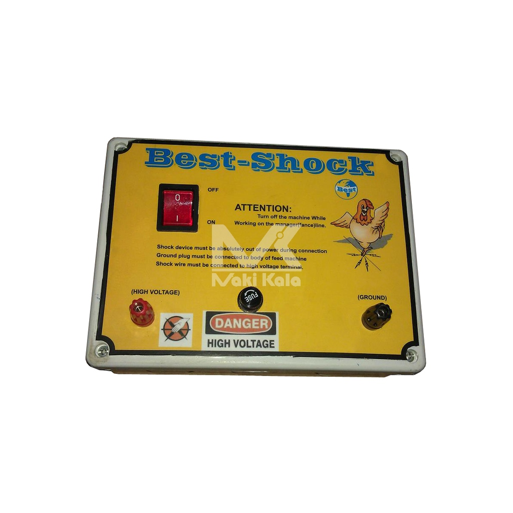 دستگاه شوکر PSH-300   Feeder line shocker PSH-300