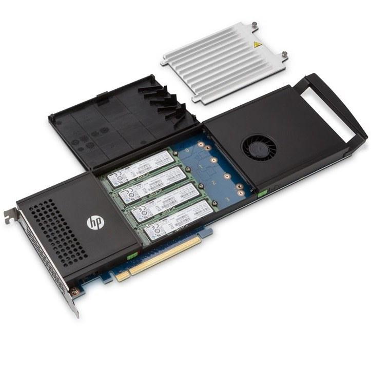 سخت افزار ذخیره سازی HP Z Turbo Drive Quad Pro |