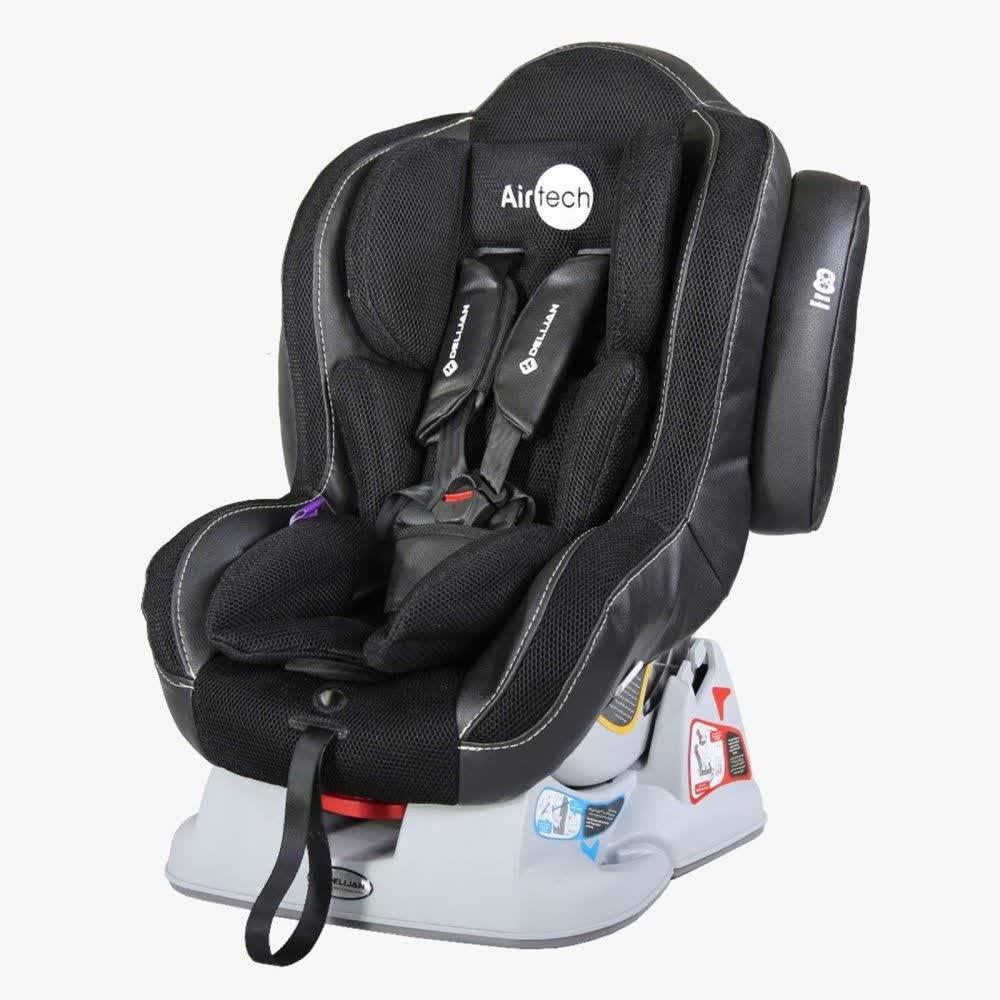 تصویر صندلی ماشین کودک دلیجان مدل Airtech