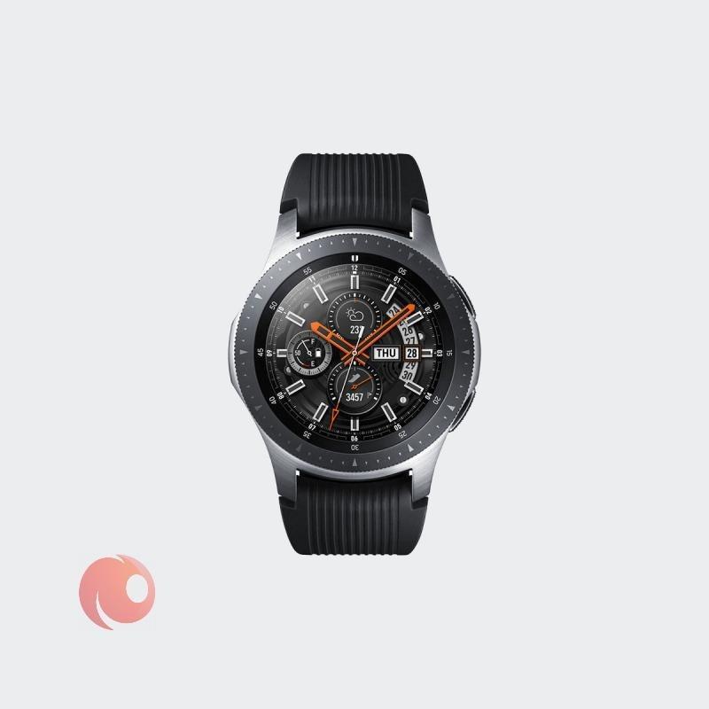 تصویر ساعت هوشمند سامسونگ گلکسی واچ 46 میلیمتری مدل SM-R800 Samsung Galaxy Watch 46mm Smartwatch - SM-R800