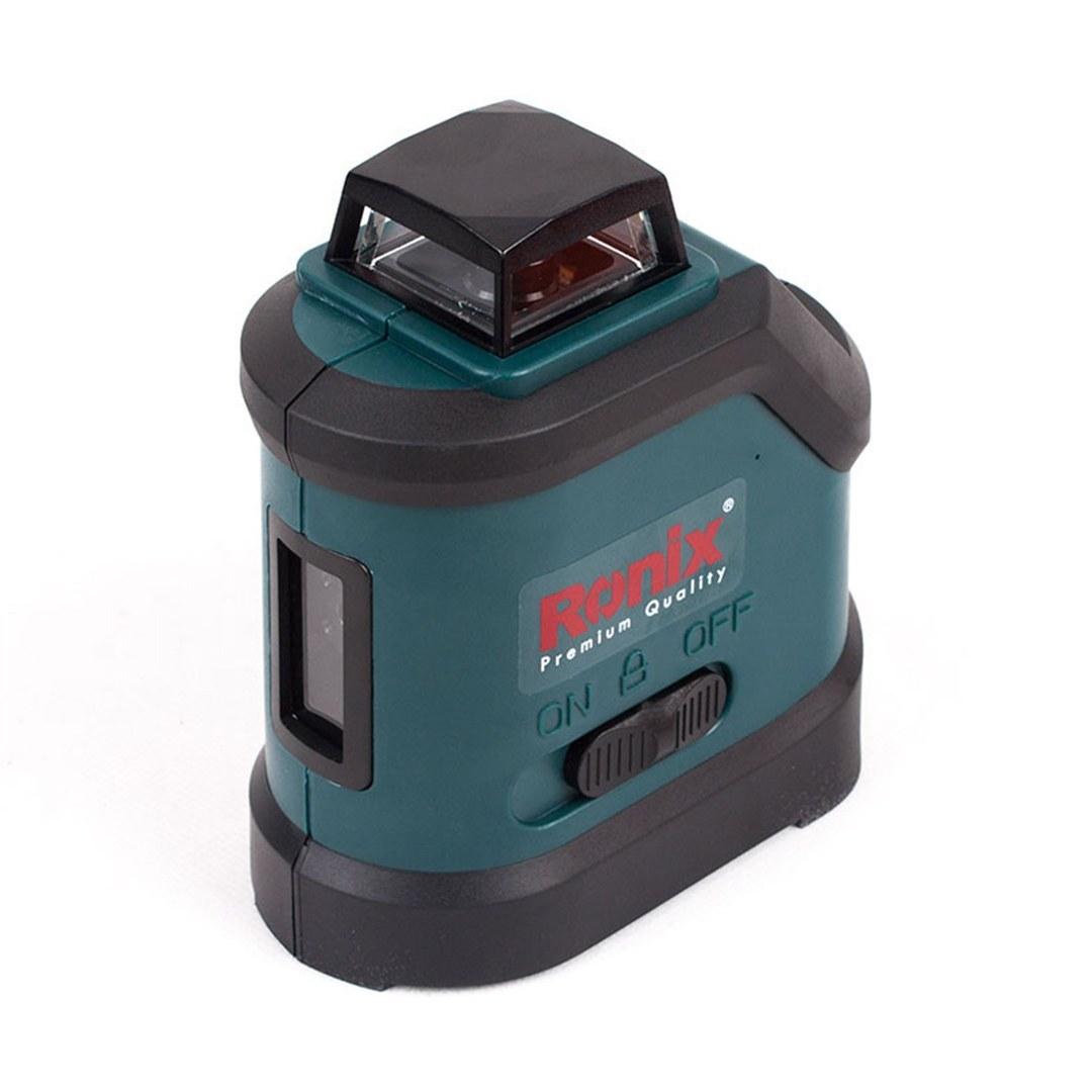 تصویر تراز لیزری رونیکس مدل RH-9502 Ronix laser level model RH-9502