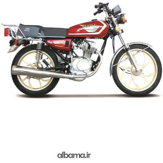 موتور سیکلت 125 ویژه همتاز |
