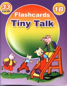 Tiny Talk (1B)(Flash cards)