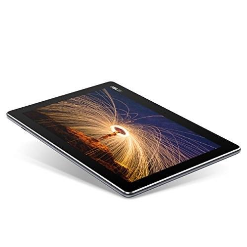 تصویر تبلت FHD ASUS ZenPad 10 10.1 اینچی IPS WXGA (1280x800) FHD ، ذخیره سازی 2 گیگابایت رم 16 گیگابایت ، باتری 4680 میلی آمپر ساعتی ، اندروید 7.0 ، مروارید سفید (Z301MF-A2-WH)