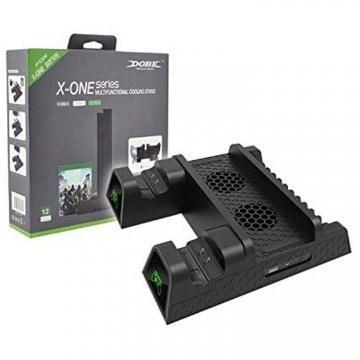 تصویر خرید استند چندکاره ایکس باکس وان DOBE Xbox One Multifunctional Cooler Stand