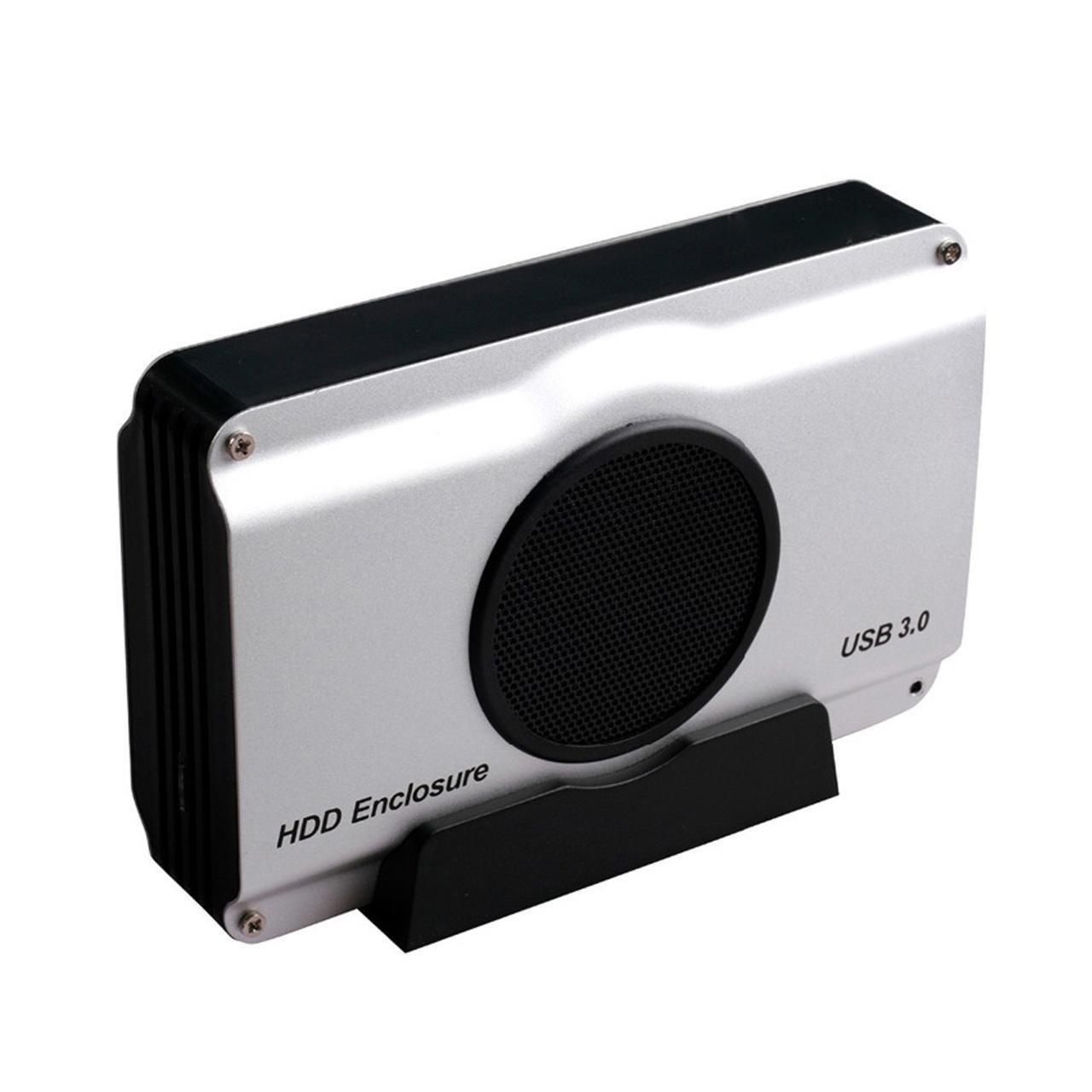 باکس هارد 3.5 اینچی USB 3.0 فن دار SATA III