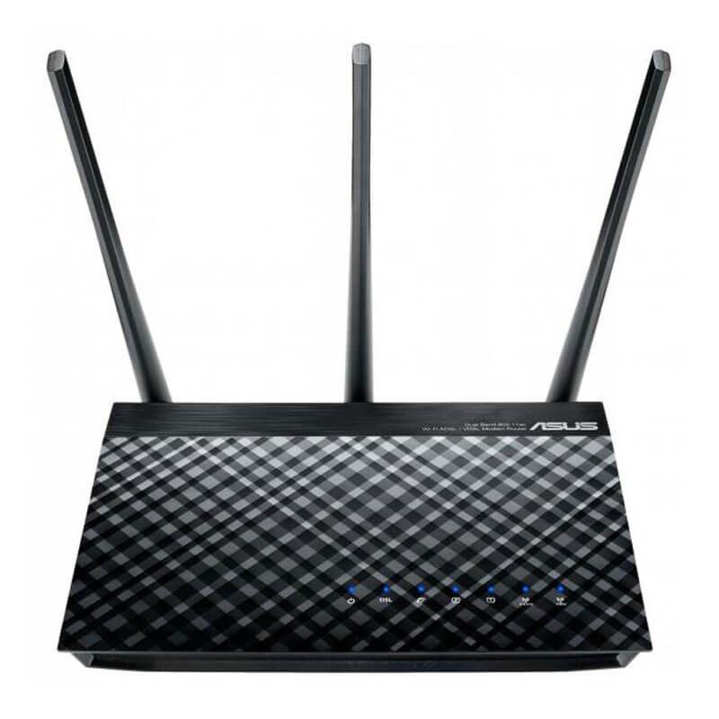 مودم روتر بی سیم ADSL/VDSL ایسوس Asus DSL-AC51