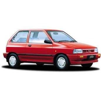 خودرو کیا Pride هاچ بک دنده ای سال 1987 | Kia Pride Hatchback 1987 MT