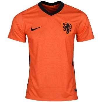تیشرت ورزشی مردانه طرح هلند کد 19-20 رنگ نارنجی             غیر اصل |