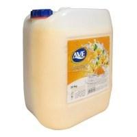 تصویر مایع دستشویی کرمی با رایحه شیر و عسل 20 لیتری اوه