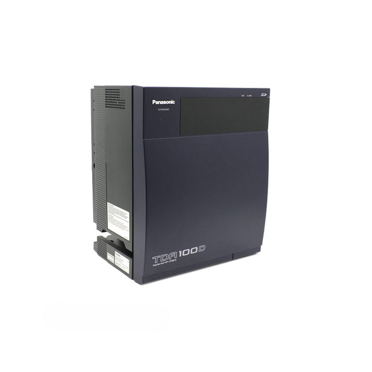 تصویر دستگاه سانترال پاناسونیک KX-TDA100DBP Panasonic KX-TDA100DBP Central Device